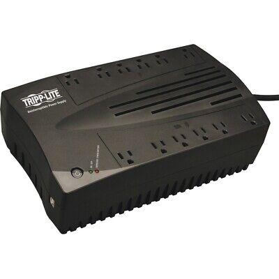 Tripplite AVR750U Ups 750va 450w Back Up Avr 120vperp 12 Outlet W Usb/tel/dsl