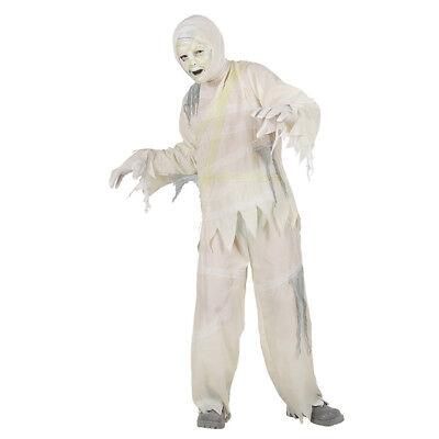 KINDER MUMIEN KOSTÜM & MASKE Halloween Karneval Zombie Pharao Geist Jungen - Pharao Kostüm Geist