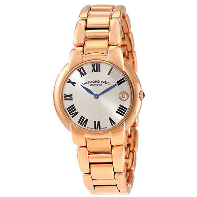 Raymond Weil Jasmine Stainless Steel Ladies Watch 5235-P5-01659