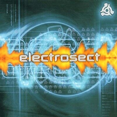 Various Artists - Electrosect 2 X Vinyl LP Atom Records 1999 PsyTrance New Rare