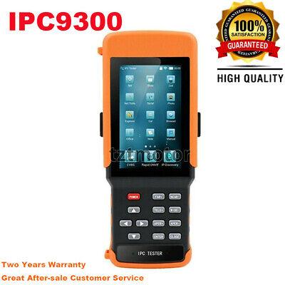 Ipc9300 Ip Camera Cctv Ipc Tester Monitor Ip Analog Ethernet Cable Tdr