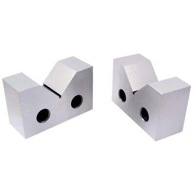 5 X 2 X 3-18 Steel V-block Set 3402-1305