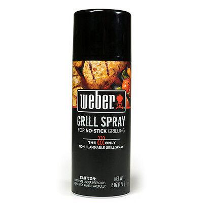 3 X Weber Grill Spray für No-Stick Grillen