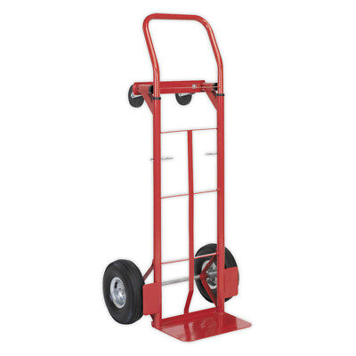 Sealey CST978 Sack Truck 2-in-1 250kg Capacity