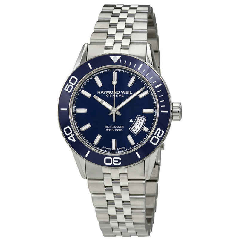 Raymond-Weil-Freelancer-Automatic-Men-Steel-Watch-2760-ST3-50001