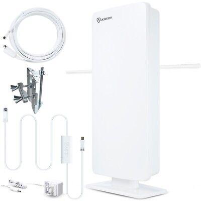 Antop Big Boy Flat Panel Smartpass Amplified Outdoor/Indoor