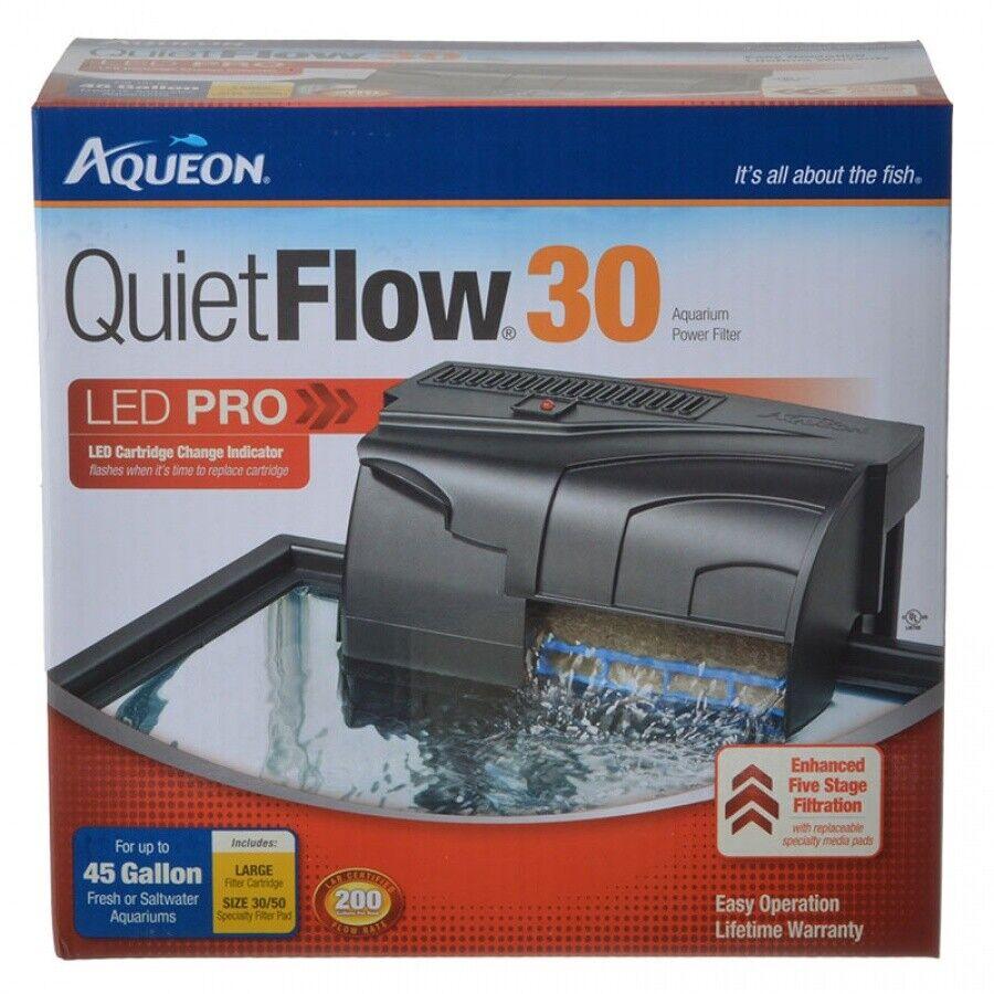 Quietflow 30 Filter