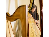 Music Lessons - Harp, Piano, Theory. (Harp rental available)