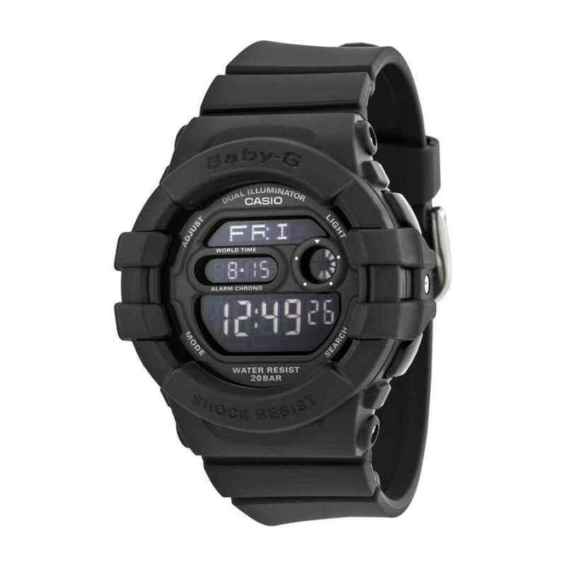 Casio-Baby-G-Digital-Dial-Black-Resin-Ladies-Watch-BGD140-1ACR