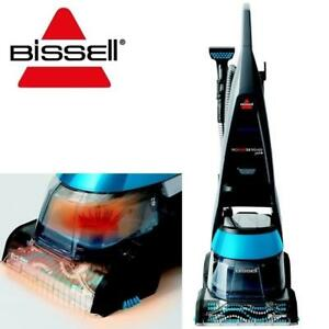 used bissell pet carpet cleaner 17n49 proheat 2x carpet vacuum