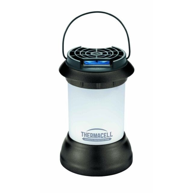 Thermacell Patio Shield Mosquito Repellent Lantern Ambient Light  15x15  Zone NEW