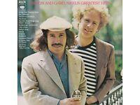 SIMON AND GARFUNKEL'S - GREATEST HITS - VINYL LP