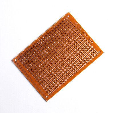 2pcs 5 7 Cm Diy Prototype Paper Single-side Pcb Board Universal Board Pcb Kit