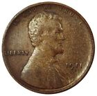 1911 Year Lincoln Wheat US Small Cents (1909-1958)