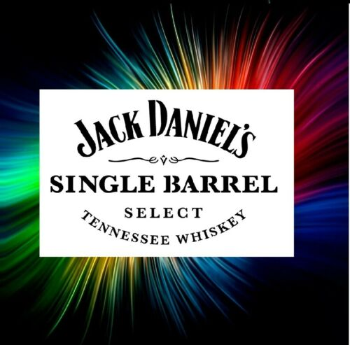 JACK DANIELS SELECT TENNESSEE WHISKEY AIRBRUSH, PAINTING, ART TEMPLATE STENCIL