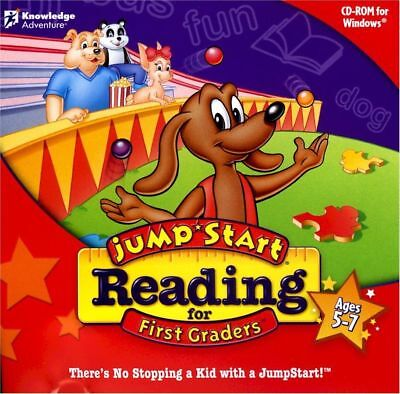 Reading First Graders (JumpStart - Reading for First Graders (CD-Rom, 2008) )