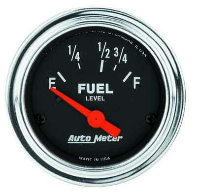 Auto Meter 2-1/16in Fuel Level Gauge