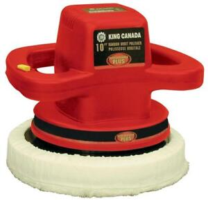"Brand new 10"" Random Orbit Polisher/ 7"" Polisher/sander Variable Speed"
