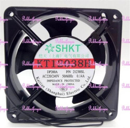 1pc SHKT KT12038H 220V cooling Fan 90 Warranty #M307D QL
