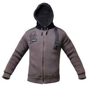 G-Star RAW TEDDY HOODED Jacket Faux Fur Sherpa XL coat Men&#039;s WARM Brown / Gray - <span itemprop=availableAtOrFrom>Kraków, Polska</span> - G-Star RAW TEDDY HOODED Jacket Faux Fur Sherpa XL coat Men&#039;s WARM Brown / Gray - Kraków, Polska