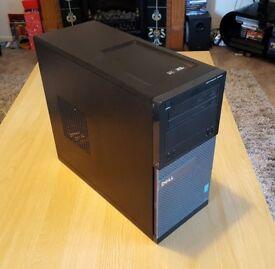 DELL OptiPlex 3020, Intel Core i5-4570, 8GB, 1TB HDD, GT 630, DVDRW, Windows 10
