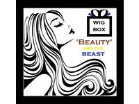 WIG BOX (unique monthly gift box)