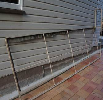 CANVAS AWNING FRAMES