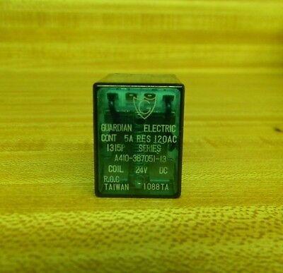 Guardian Relay 1315p-2c-24d  24 Volt