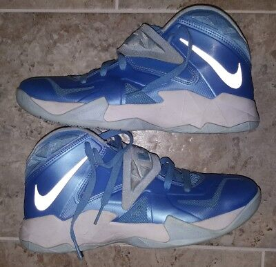 NIKE LEBRON JAMES ZOOM SOLDIER 8 MEN'S SIZE US7.5 599623-402 ONLY ONE ON EBAY!