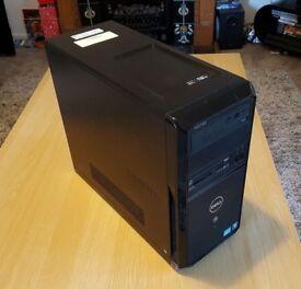 DELL VOSTRO 270, Intel Core i5-3740, 8GB RAM, 1TB HDD, WIFI, DVDRW, Windows 10