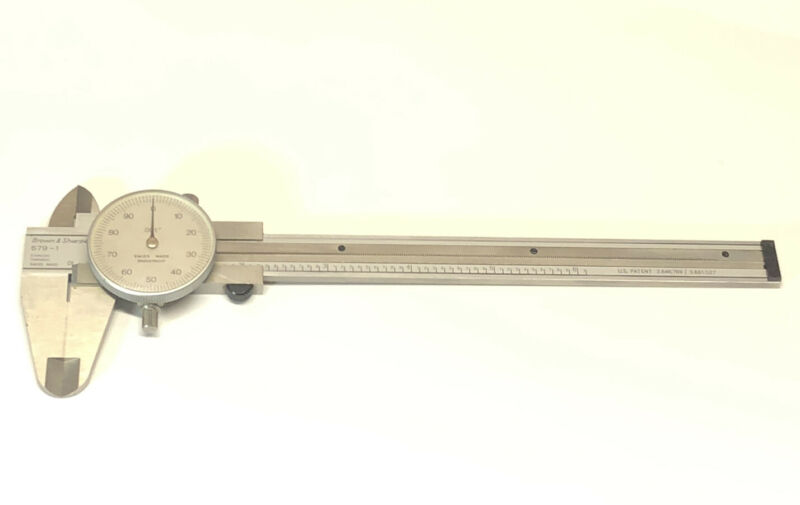 Brown & Sharpe 579/1 Dial Caliper