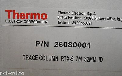 Thermo Electron Corp. Gc Column Rtx-5 Pn 26080001