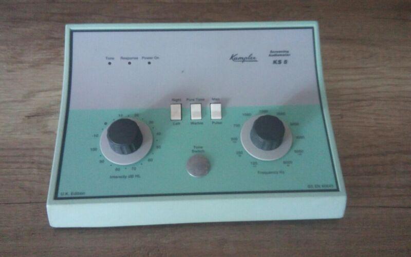 Interacoustics AS208 Kamplex KS8 Screening Audiometer