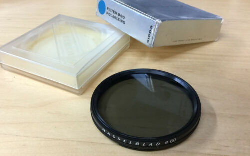 Hasselblad 60mm Polarizing Filter 51603 w/Case and Box !!!