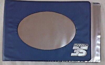 Photo Album Book Vinyl Vintage Small Blue Spectra Oval Frame 4 X 6 Inch Walmart