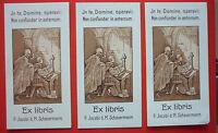 Exlibris, Ex Libris P. Uomo Doccia Jacobi Morte, Monaco -  - ebay.it