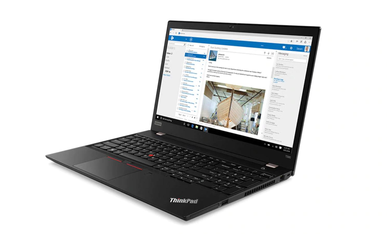 Lenovo ThinkPad T590 i5 15.6 IPS 1920x1080  8G 16G 24GB NVMe