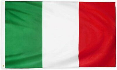 3×5 ft Italy Flag Italian Banner Country Pennant New Indoor Outdoor New Décor