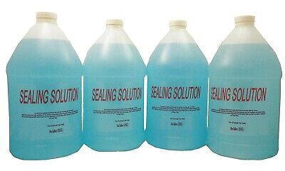 Super-seal 4 Gallon Case Sealing Solution Concentrate For Pitney Bowes Neopost