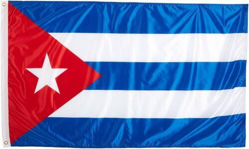 NEW CUBA 3x5ft FLAG superior quality fade resist us seller