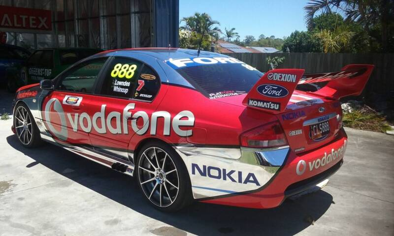 2004 Ford Falcon Xr8 Ute Mkii Auto 6 Months Rego Rwc Immacculate