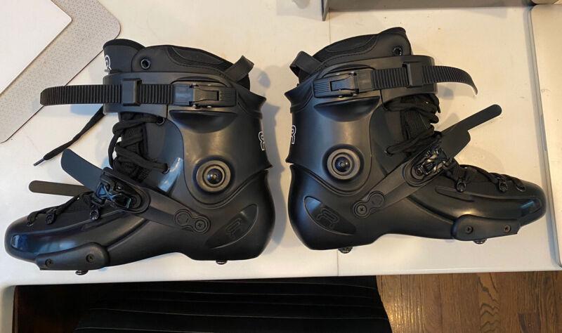 FR Fr3 Inline Skate Boots Only - Size 11
