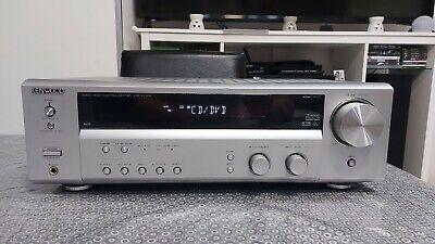 Sintoamplificatore 5.1 (7.1 ready) Kenwood KRF-V5100D con telecomando e manuale