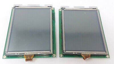 Touch Screen Glass Tp-061f-05 Un Sh320240c Lcd Lot Of 2