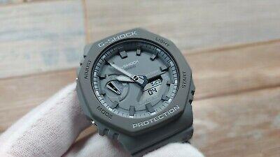 Casio G-SHOCK GA-2110ET-8AER Grey Men's Watch. Lightly USED.