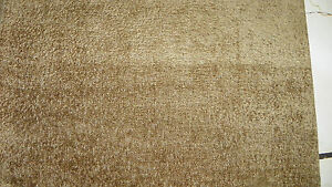 Olive-Green-Chenille-Upholstery-Fabric-Remnant-F761