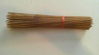 500 Unscented Incense Sticks Bundle