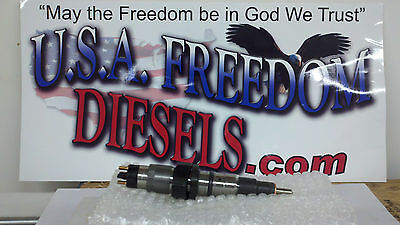 6 90hp New Bosch Alloy Stainless Style 03-04 5.9L Dodge RAM Diesel Injectors