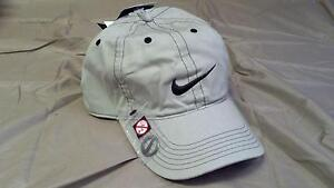 NEW-GREY-NIKE-GOLF-HAT-WITH-MAGNETIC-BALL-MARKER-HALF-PRICE-FREE-SHIPPING