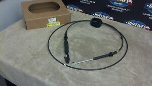 New 95-99 Chevrolet Siverado Tahoe GMC Sierra Automatic Transmission Shift Cable